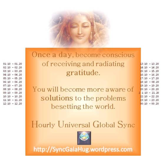 gratitude mother earth sync gaia solutions