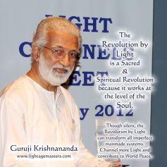 Guruji Krishnananda