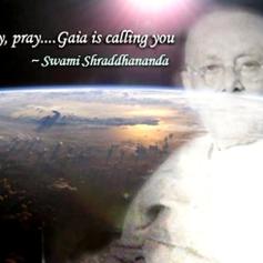 swami-shraddhananda Eli gaia minute sync