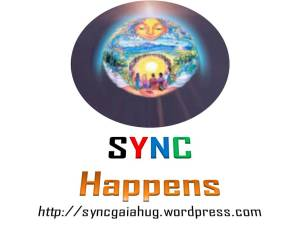 sync happens logo