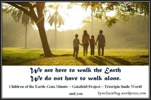 walk earth