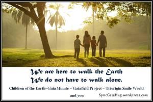 walk earth