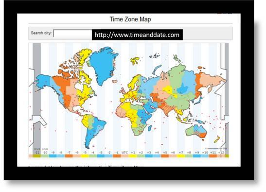 timezonemap