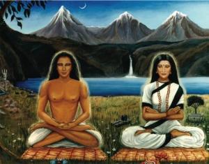 Babaji & Mataji