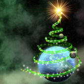 Gaia Christmas Tree