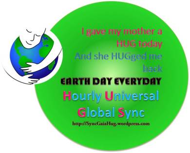 Earth Day Sync