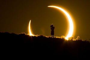 sync solar eclipse