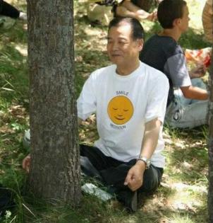sync prof park jae woo smile meditation