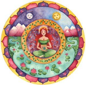 mother earth  w rose