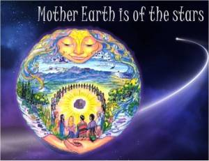 mother earth stars