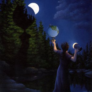 Art by Rob Gonsalves