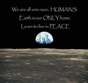 human race earth home