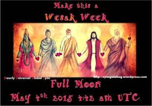 sync wesak week Buddhas