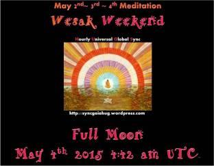 sync wesak weekend buddha black bg