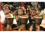 kids drumming class