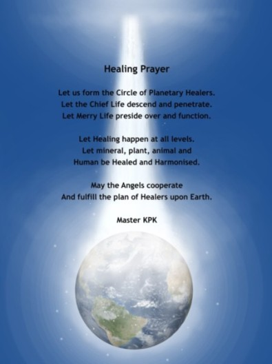 Call for Healing Prayer Circle